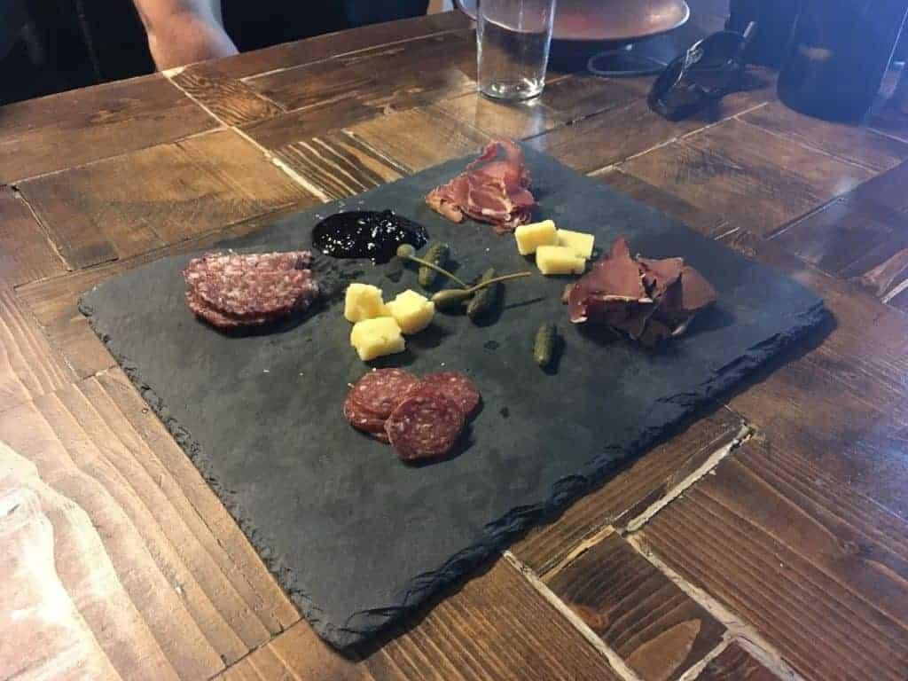 mathallen meat