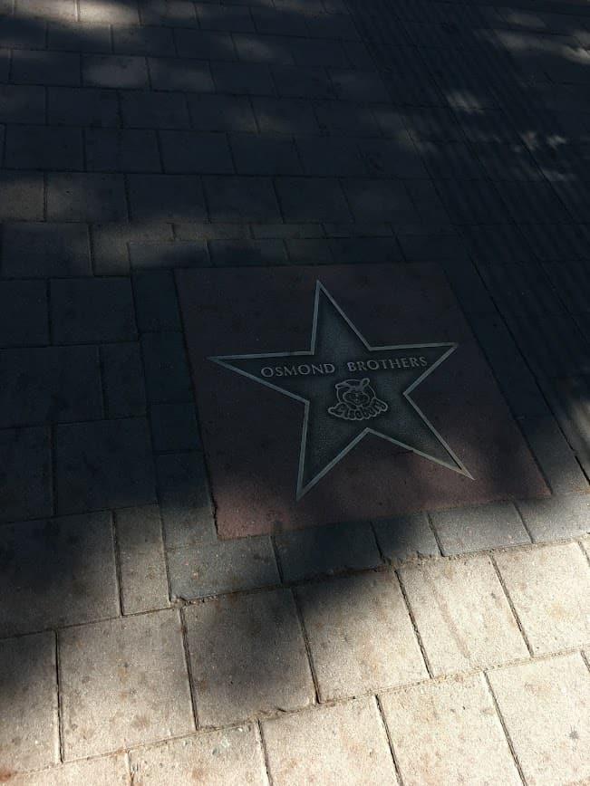 Osmond Brothers liseberg park