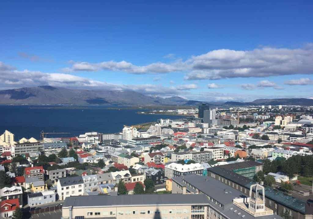 view reykjavik