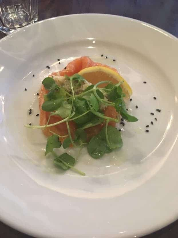 smoked salmon scotland