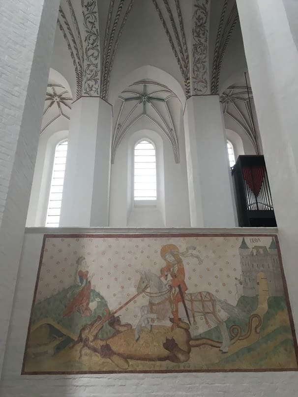 st george and the dragon aarhus