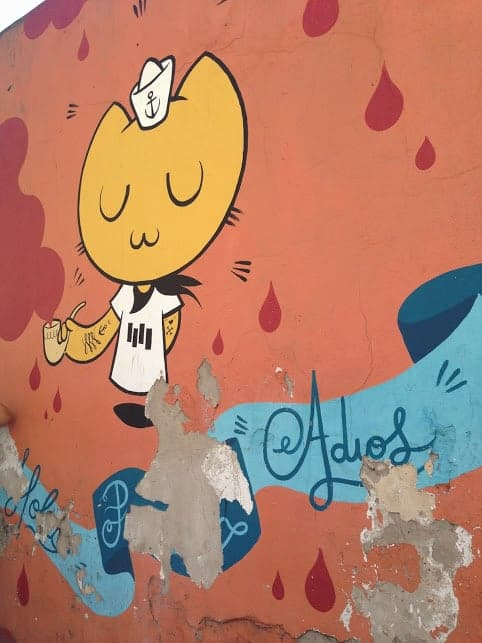 buenos aires street art cat