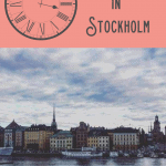 A Perfect 24 Hours in Stockholm, Sweden 2