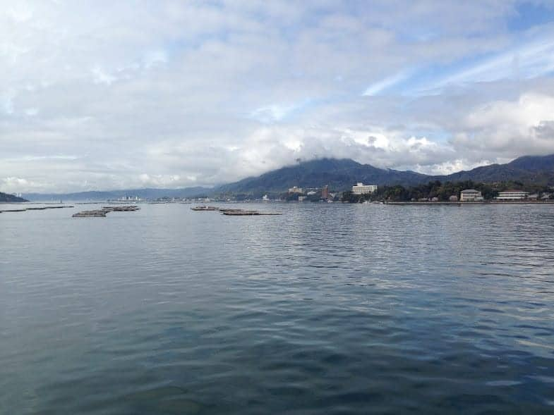 24 hours in miyajima