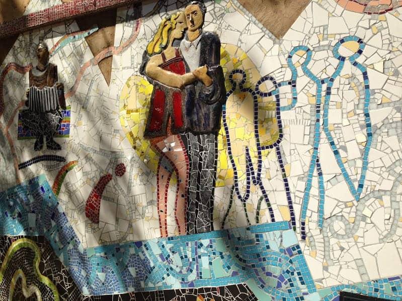 buenos aires street art  tango