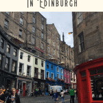 A Perfect One Day in Edinburgh Itinerary 2
