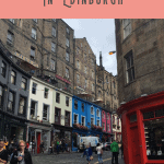 A Perfect One Day in Edinburgh Itinerary 3