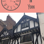 A Perfect 24 Hours in York Itinerary 1