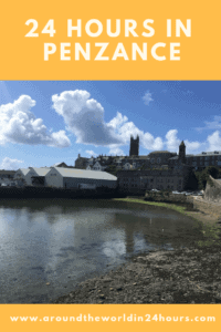 A Perfect 24 Hours in Penzance, England