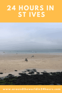 A Perfect 24 Hours in St Ives, England
