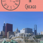 A Perfect One Day in Chicago 1