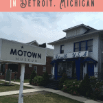 A Perfect One Day in Detroit Tour