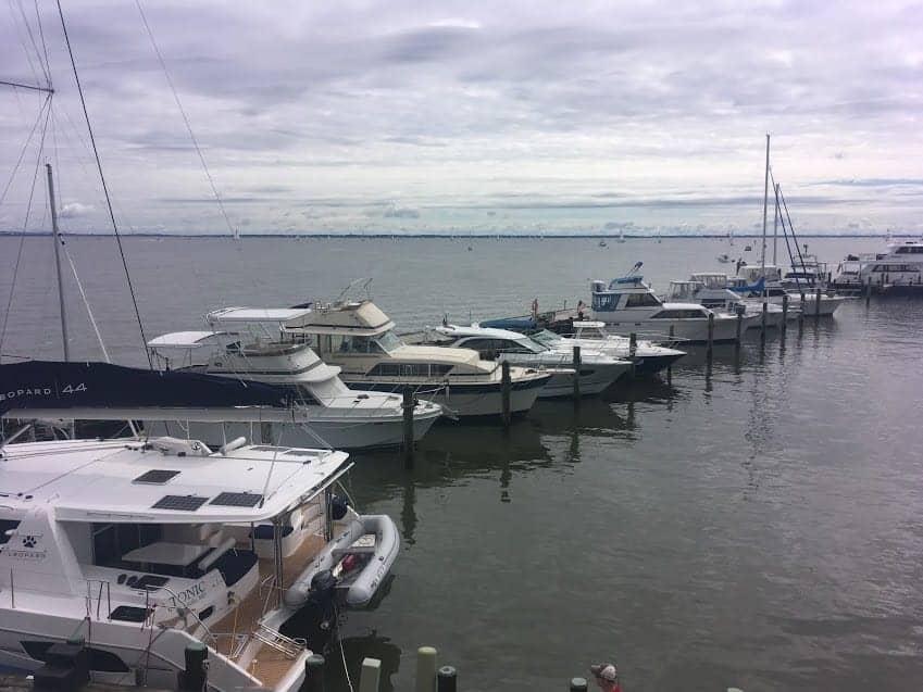 annapolis harbor