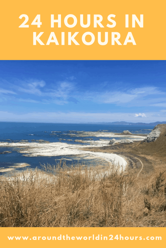 A Perfect 24 Hours In Kaikoura New Zealand Around The