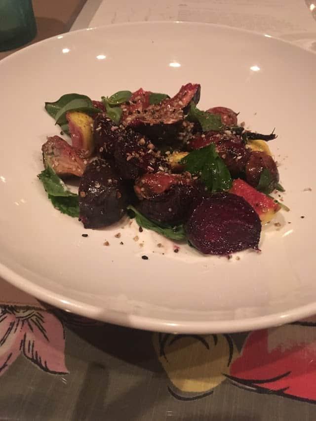 beet salad cucina urbana san diego