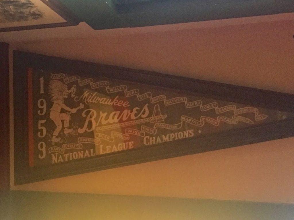 Milwaukee braves