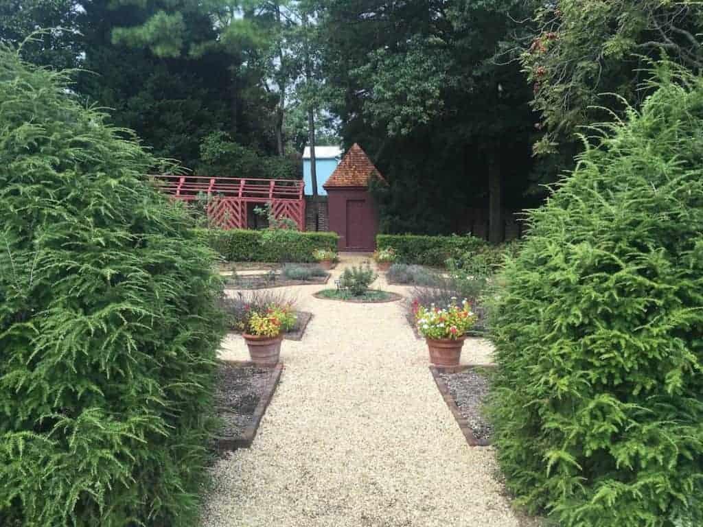 William Paca House Garden