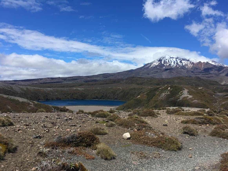 24 hours in tongariro national park tama lakes