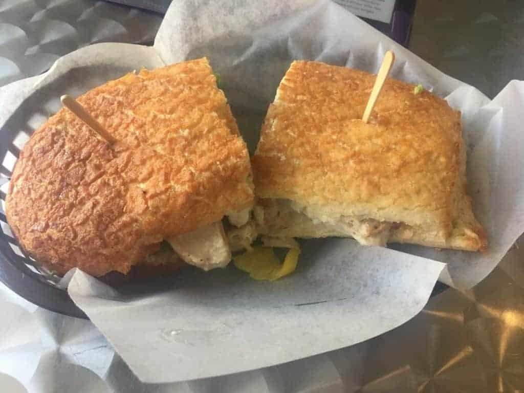 Sandwich Spot