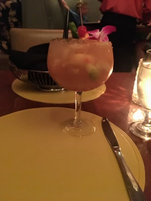 tropicale cocktail
