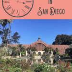 A Perfect One Day in San Diego Itinerary 1