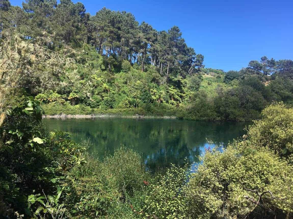 Taupo to Waitomo