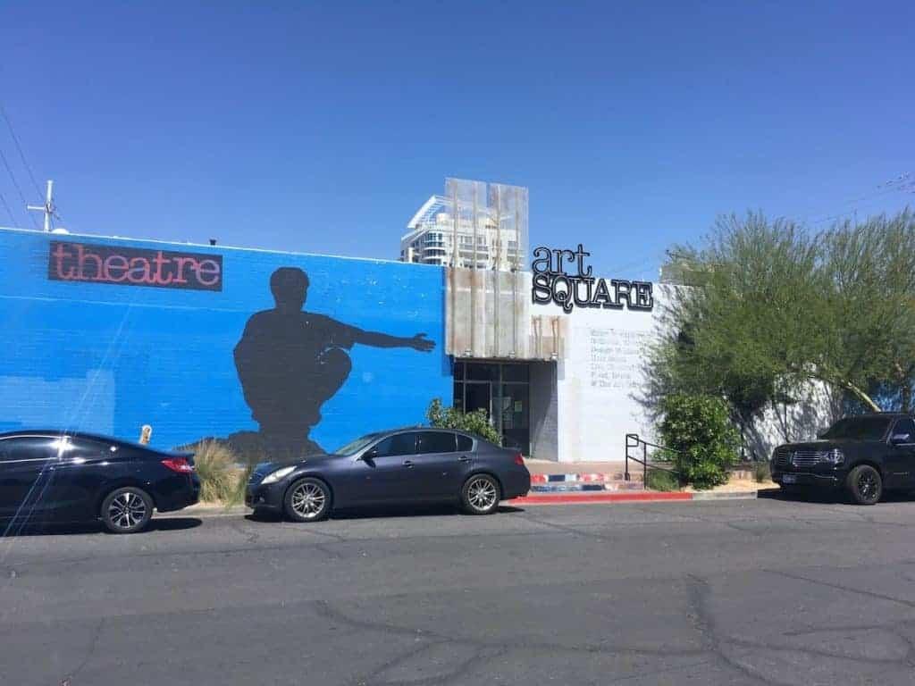 Art Square Las Vegas