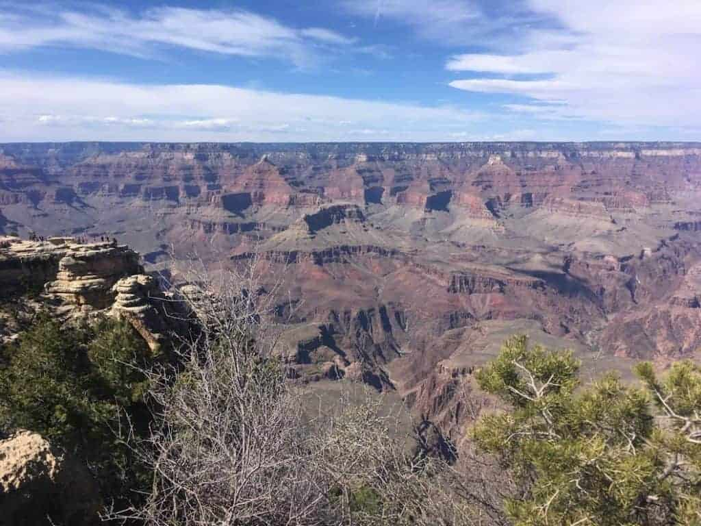 24 hours in the Grand Canyon