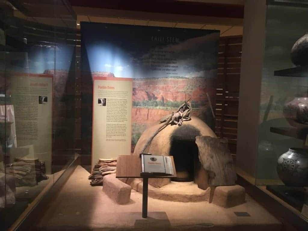 Pueblo Ovens