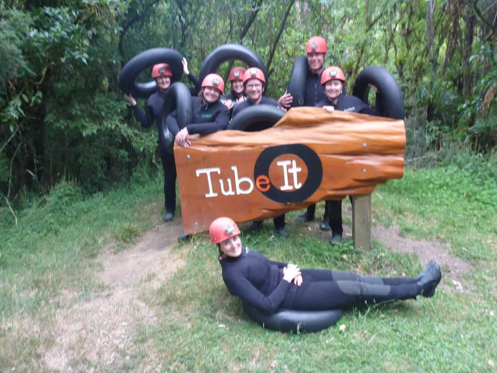 A Perfect 24 Hours: Taupo to Waitomo Trip 5