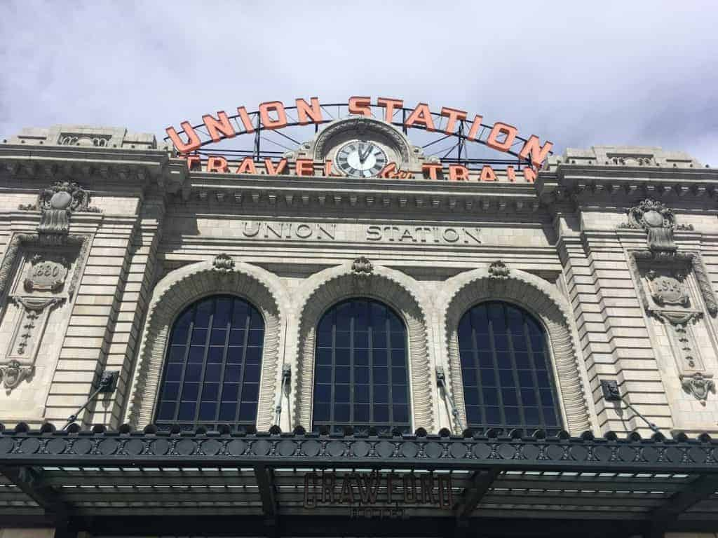 24 Hours in Denver Union Station