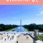 A Perfect Washington DC Itinerary
