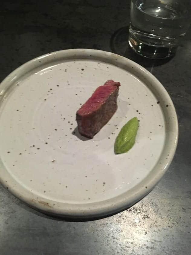 Nonesuch Oklahoma City bison steak