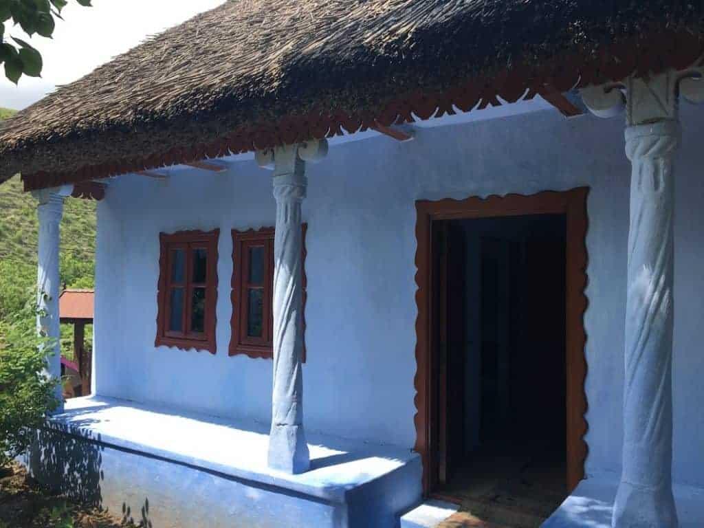 Butuceni village
