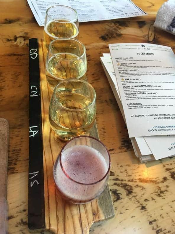 Stem Ciders Denver