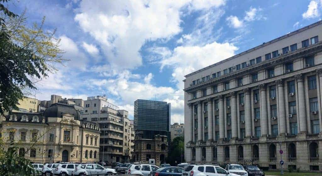 securitate building bucharest