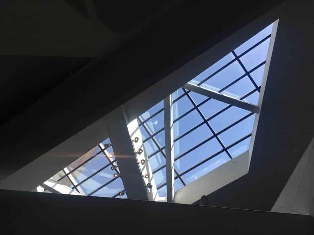 Denver Art Museum Skylight