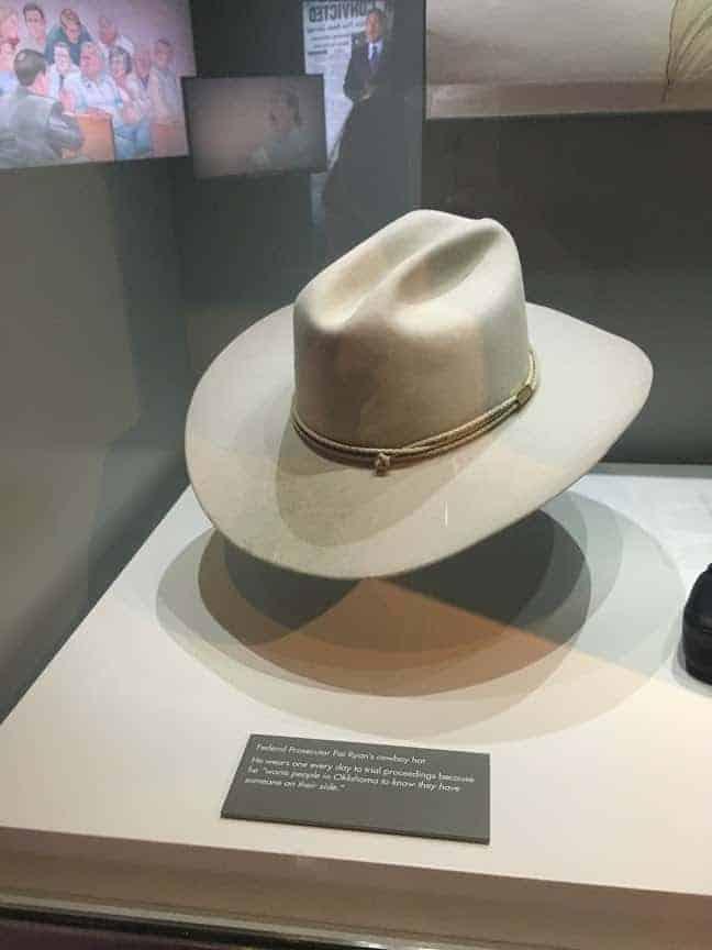 Oklahoma City Bombing Hat