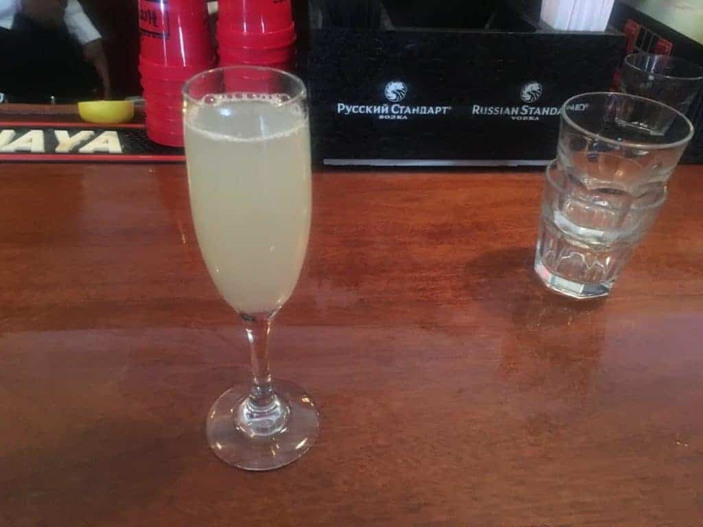 French 75 New Orleans