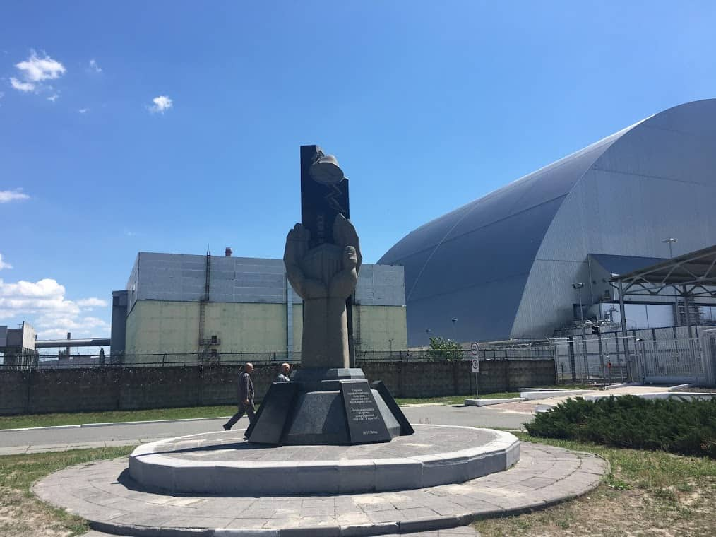 firefighter memorial chernobyl