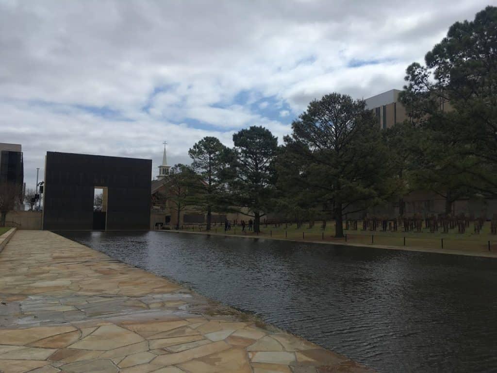 Oklahoma City National Memorial Chairs