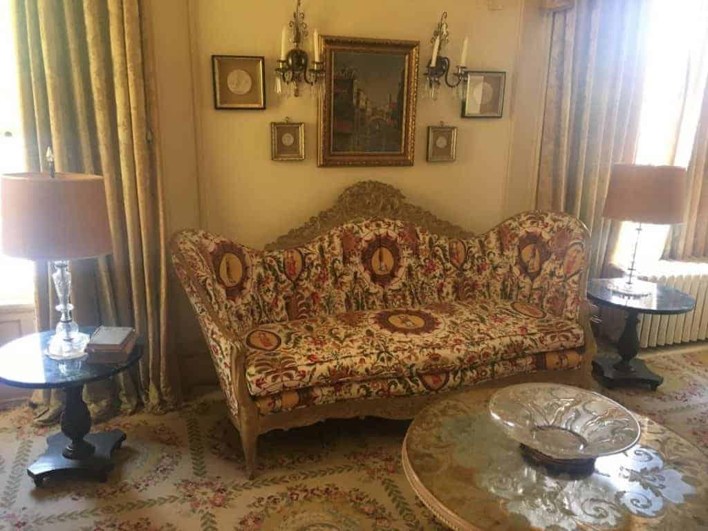 Overholser Mansion Interior
