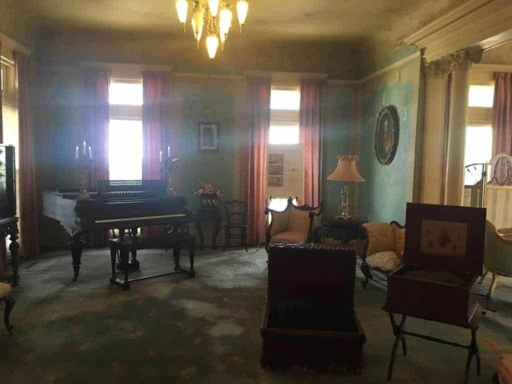 Overholser Mansion Parlor