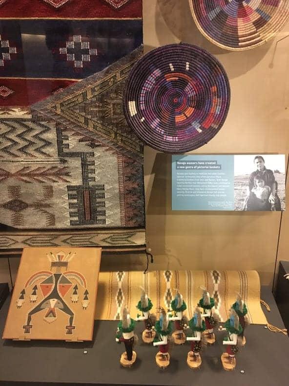 Navajo Baskets Utah Museum of Natural History