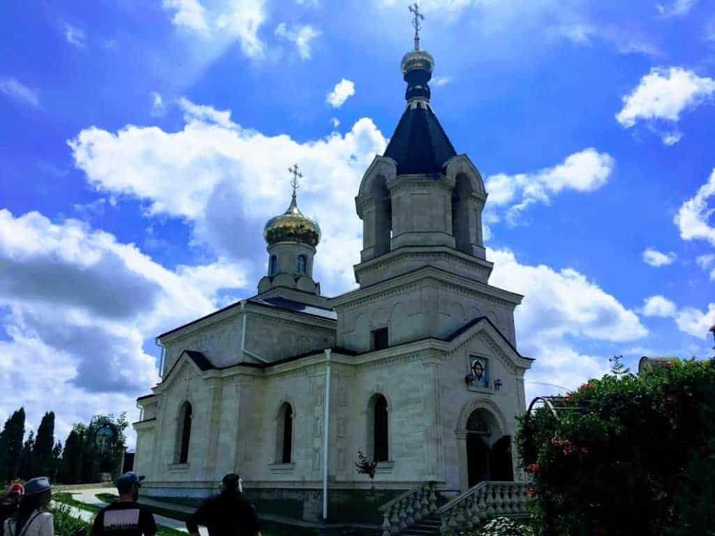 ascension of saint mary church moldova