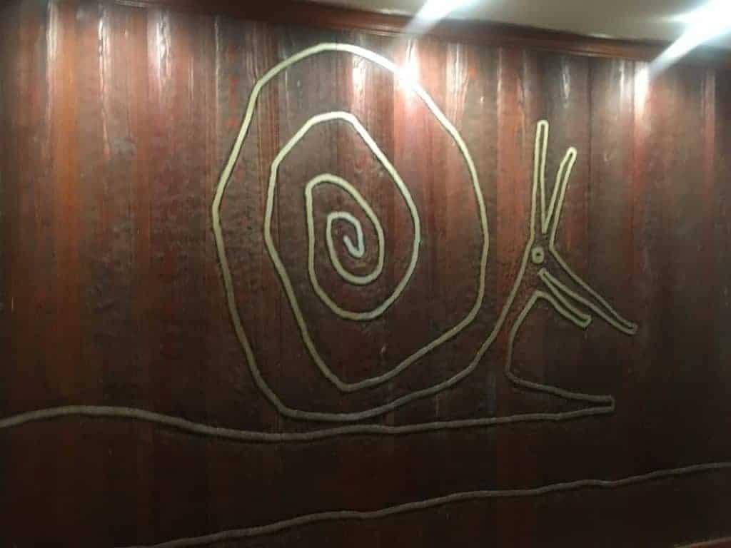 Antoine's Escargot room
