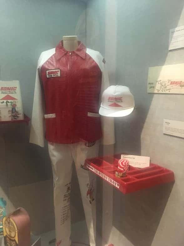 Sonic Oklahoma History Center