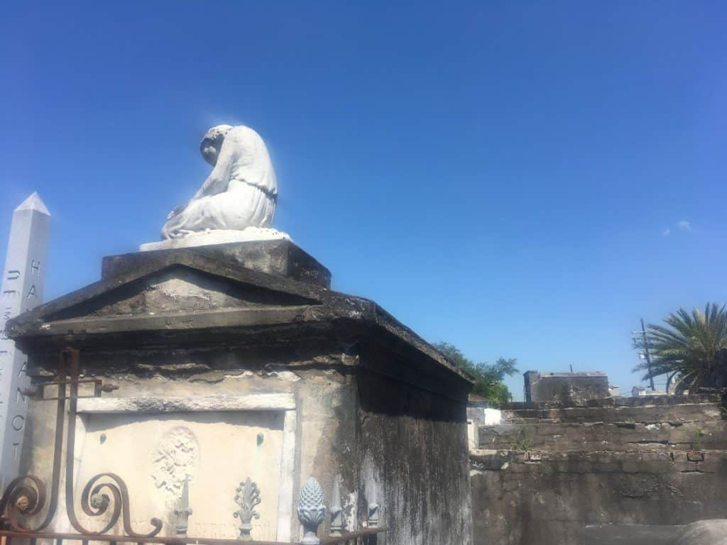 saint louis cemetery no 1 new orleans