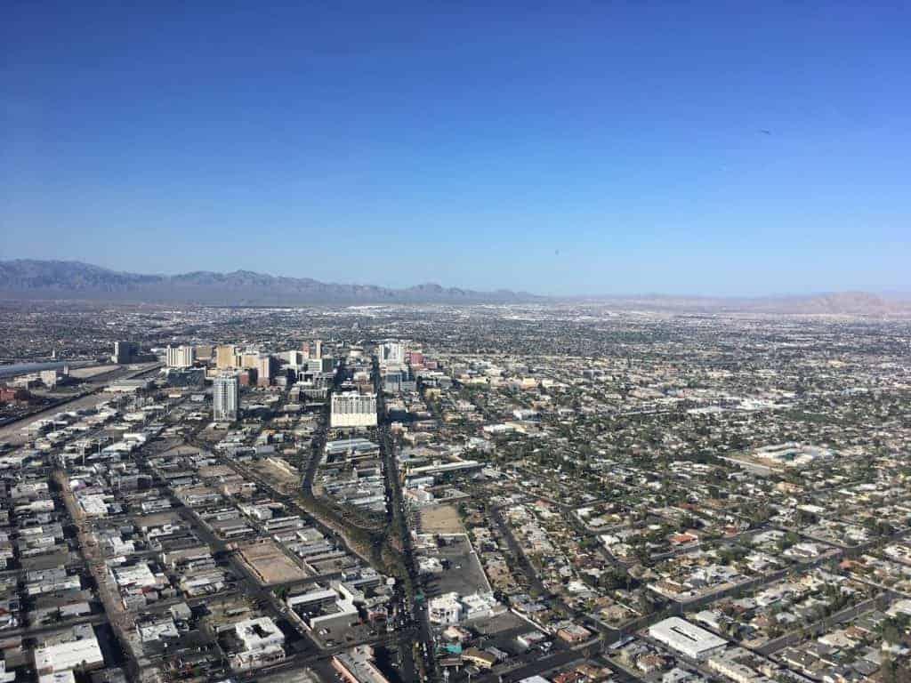 stratosphere view