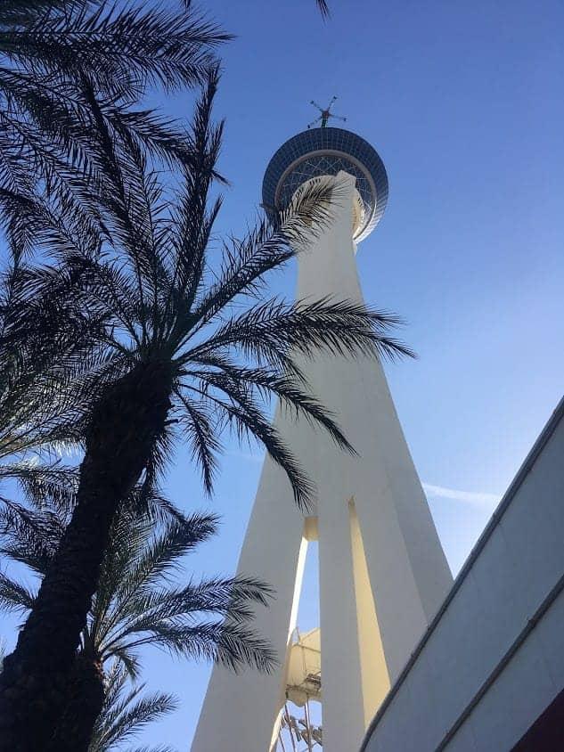 24 hours in Las Vegas stratosphere